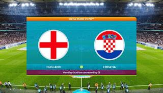 موعد مباراة انجلترا وكرواتيا فى يورو 2020