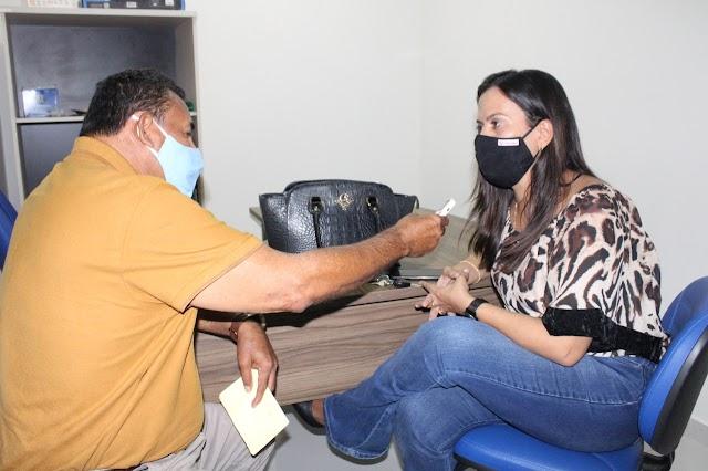 Nova gestora assume Secretaria de Saúde de Inhambupe