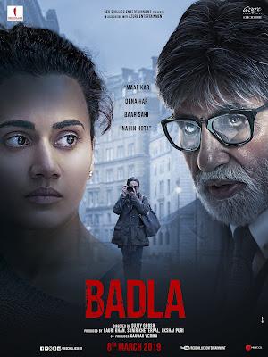 Film Badla ( 2019)