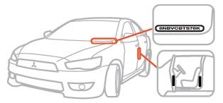 NIV Numero de Identificacion Vehicular VIN que es y en que parte del carro lo encuentro