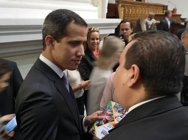 VENEZUELA: FundaRedes entregó al presidente Guaidó evidencias de actuación de grupos irregulares en Venezuela