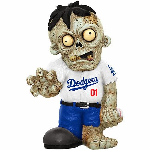 Dodgers Halloween