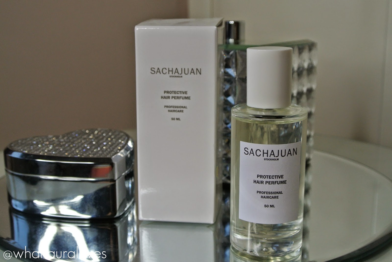 Sachajuan Protective Hair Perfume Review Image