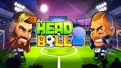 تحميل لعبة  Head Ball 2 free download