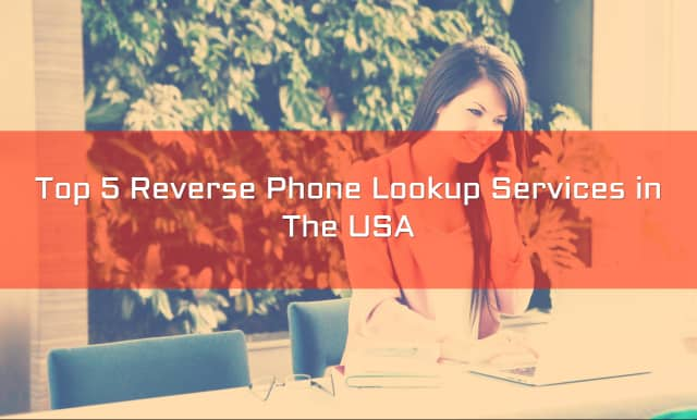 Reverse Phone Lookup Services US