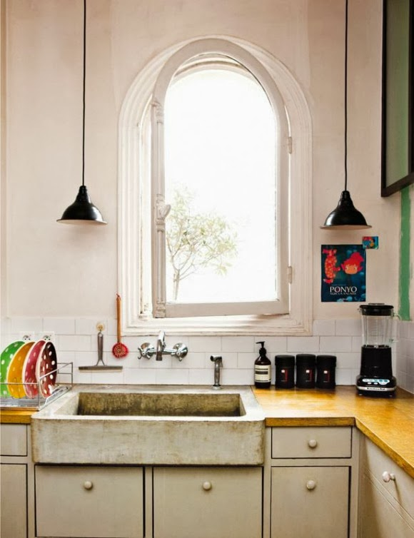 Attic Kitchen Design Ideas