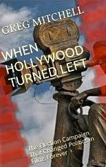 My Latest Book: On Hollywood Politics!