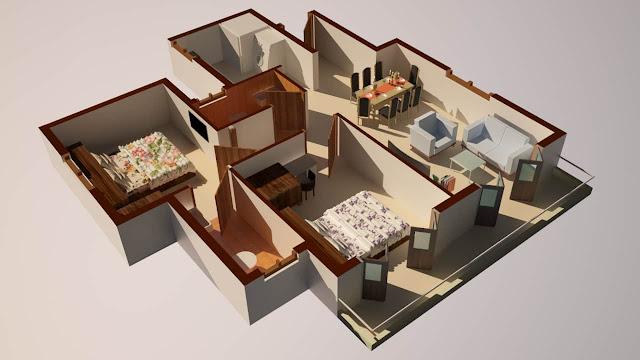 Project Site Plan - Naik Construction Goa India