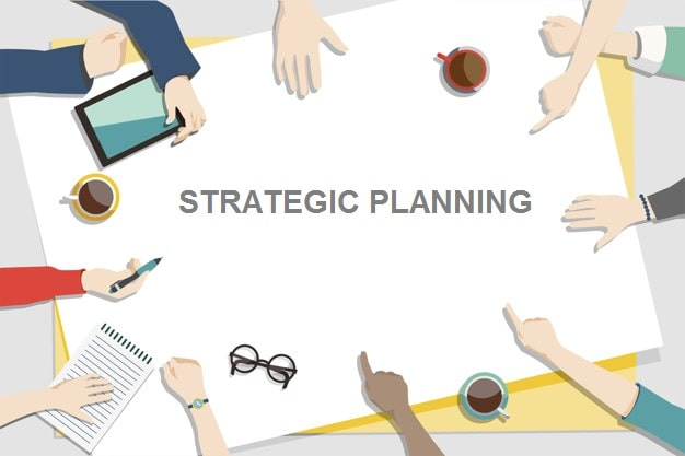 Strategic Plan Template: Find Out Why Every Company Needs