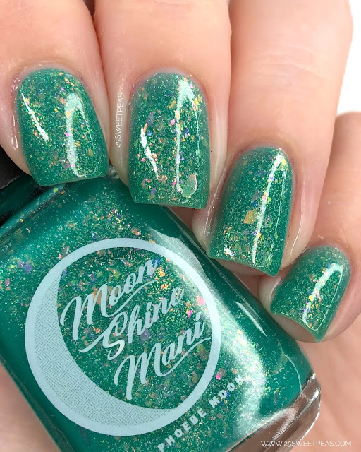 Moon Shine Mani We Go Together 25 Sweetpeas