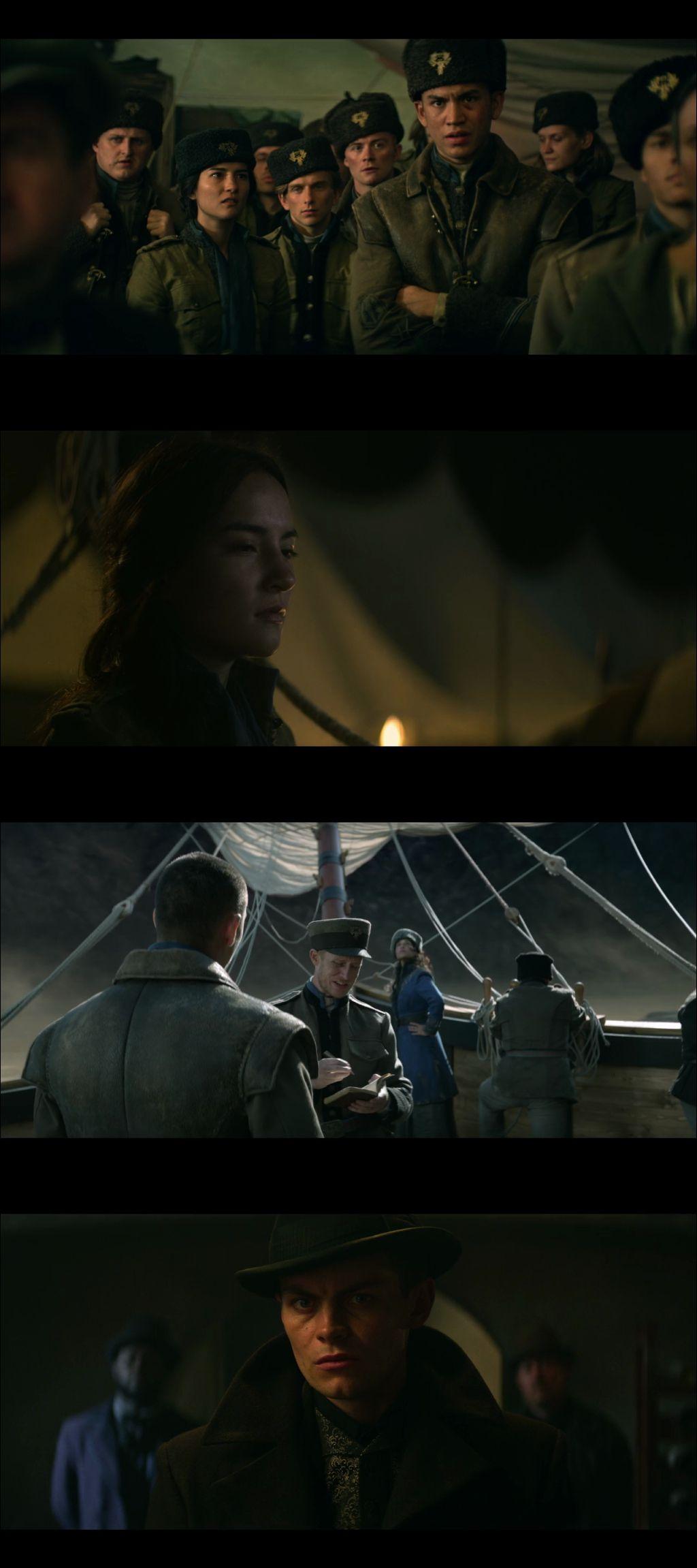 Sombra y Hueso (2021) Temporada 1 Completa HD 720p Latino