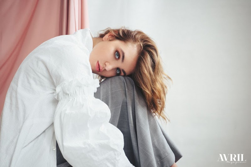 Sophie Nélisse Featured for Avril Magazine - February 2020