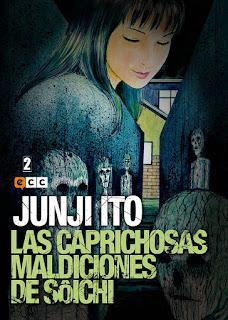 Junji Ito - Las caprichosas maldiciones de Soichi 2