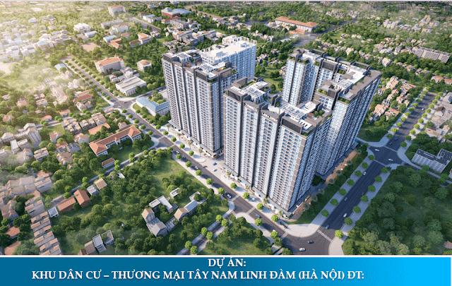 Mở bán dự án chung cư Lakeside Hưng Thịnh Tây Nam Linh Đàm