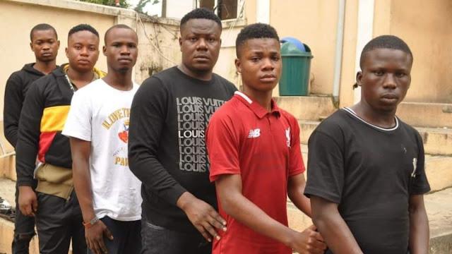 EFCC continue Abuja raid, arrest more 'Yahoo boys'