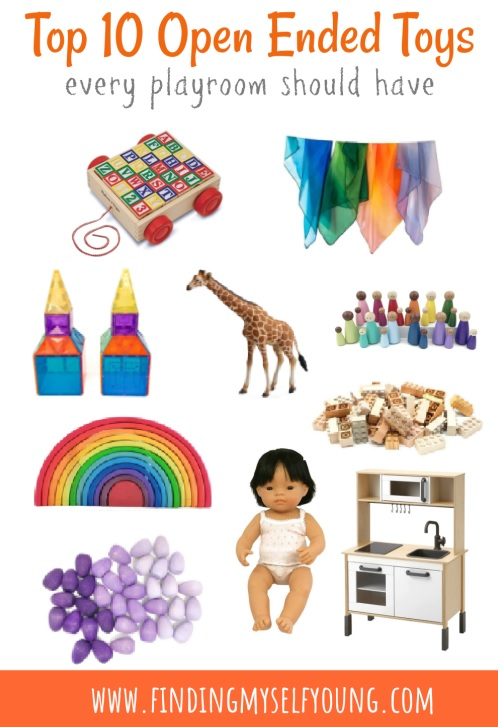 top 10 open ended toys every playroom should have