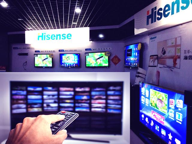 اشتهرت الشركة الصينية منذ فترة طويلة بأجهزة التلفاز والسماعات والأجهزة المنزلية المتنوعة بأسعار معقولة - على الرغم من أن نموها في الفضاء التلفزيوني أظهر وجود علامة تجارية أكثر بكثير من مجرد تكنولوجيا الميزانية.    من خلال الطرز الرفيعة للغاية ، والغزوات التي تصل إلى 8K والهجينة والتلفزيون العرض (سمعتني) ، يثبت Hisense قوة الابتكار في سوق سريع التطور ، حيث يتعين على الشركات المصنعة التنافس مع عوامل شكل جديدة مثل شاشات وحدات سامسونج أو LG OLEDs المتداول.    أضف ذلك إلى مجموعة من أجهزة التلفزيون الرخيصة الرائعة - مثل جهاز Hisense A6200 الذي تمت مراجعته جيدًا - ولديك صانع تلفزيون يتنافس على جميع الجبهات ، مع قيمة حقيقية على تقنيات الصورة المتميزة مثل دقة UHD ونطاق ديناميكي عالٍ (HDR) ، حتى لو أنت لا ترى بالضرورة هذه الميزات في أفضل حالاتها.