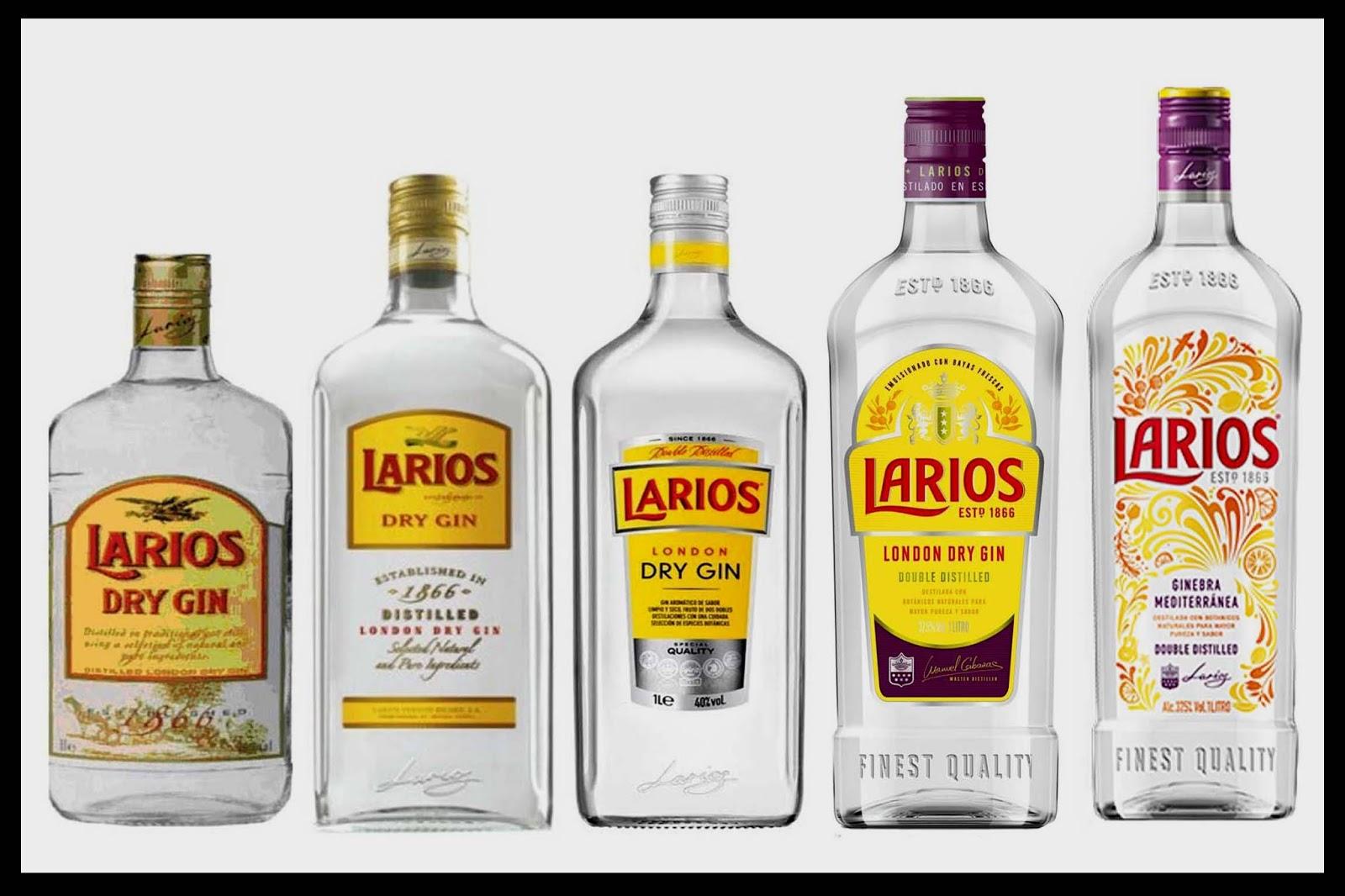 Larios dry gin la historia de una ginebra espa ola - Qcasa opiniones ...