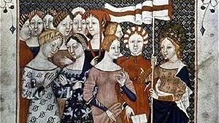 Sts. Ursula and Companions