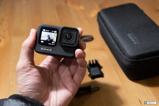【開箱】再次進化的史上最強運動攝影機,GoPro HERO9 Black - 高感光、螢幕表現,是 GoPro 還可以繼續成長的地方