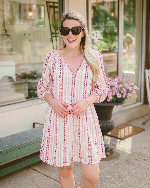 Under $100 Summer Sundress
