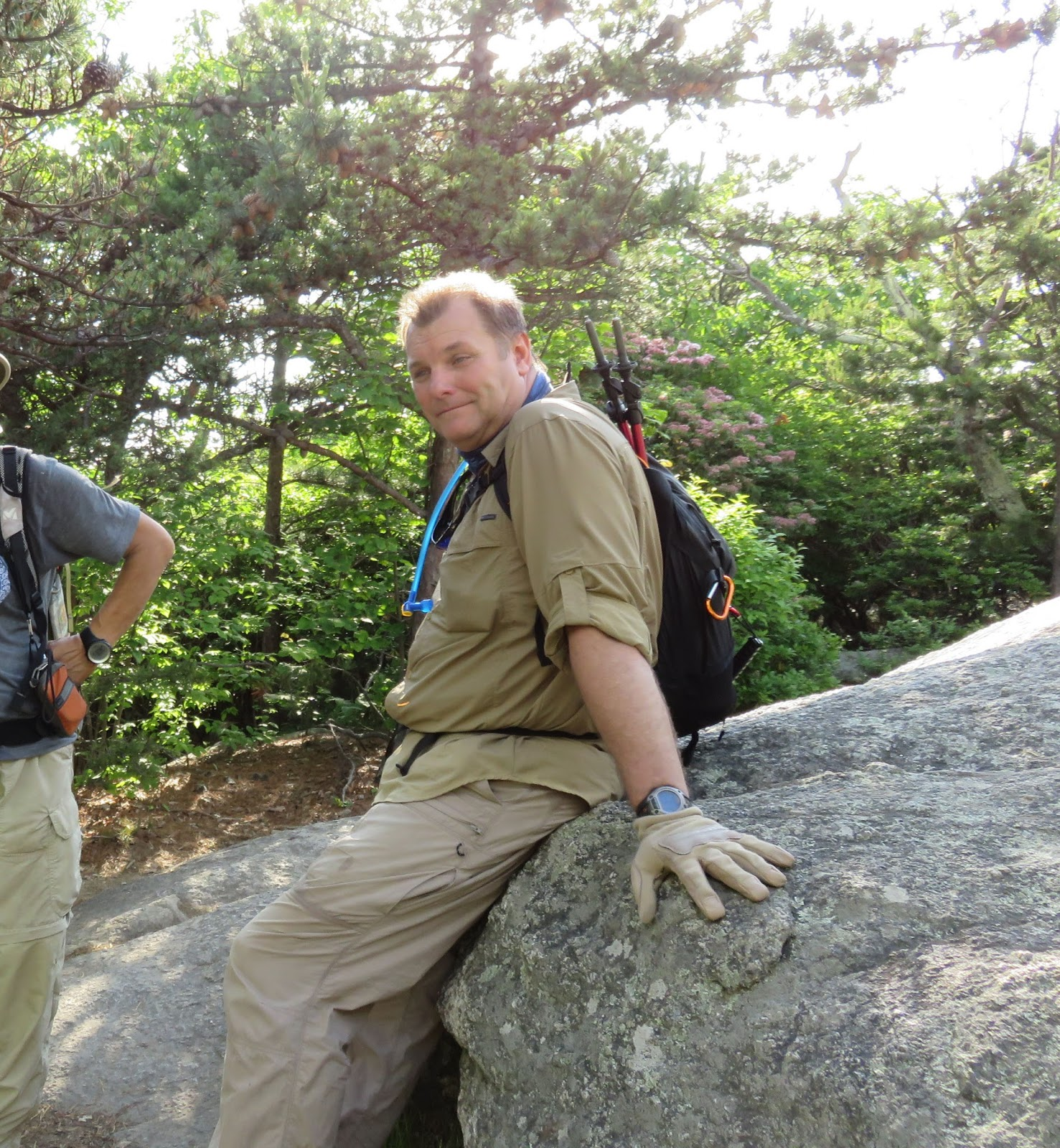 Old Rag Mountain Hikes/Patrols By RSL: June 3, 2015 PATC