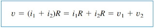 linear electric circuit