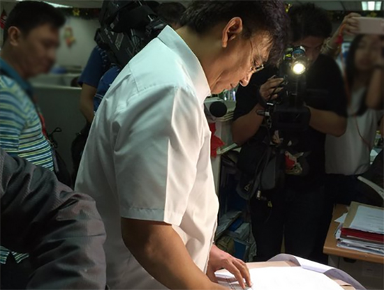 Former Senator candidate asked Comelec to remove Rodrigo Duterte to 2016 polls