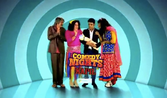 Comedy Nights With Kapil 25th Oct 2015