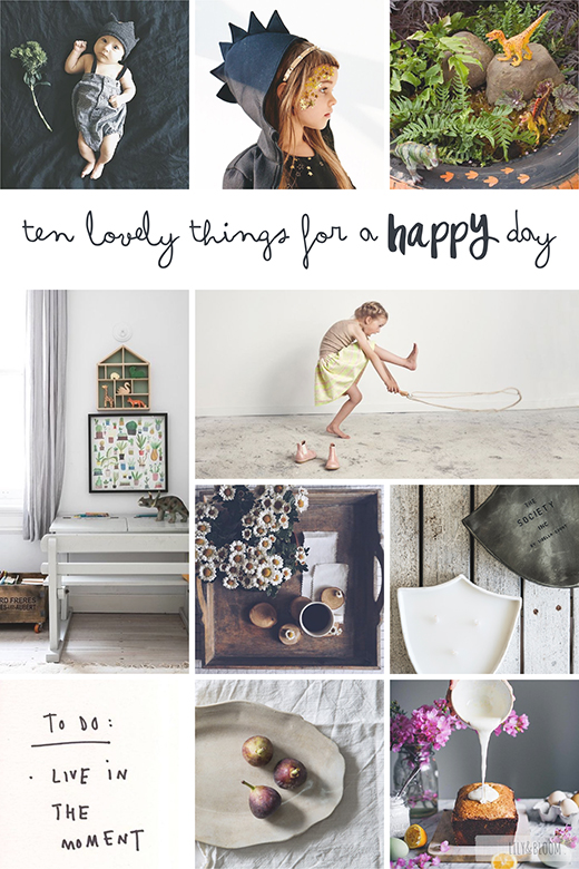 10 lovely things that caught my eye this week
