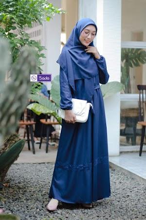 Gamis Mazaya, Pakaian Wanita Muslimah Adem dan Mewah