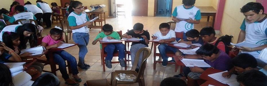Proyecto: Formando Lectores Competentes