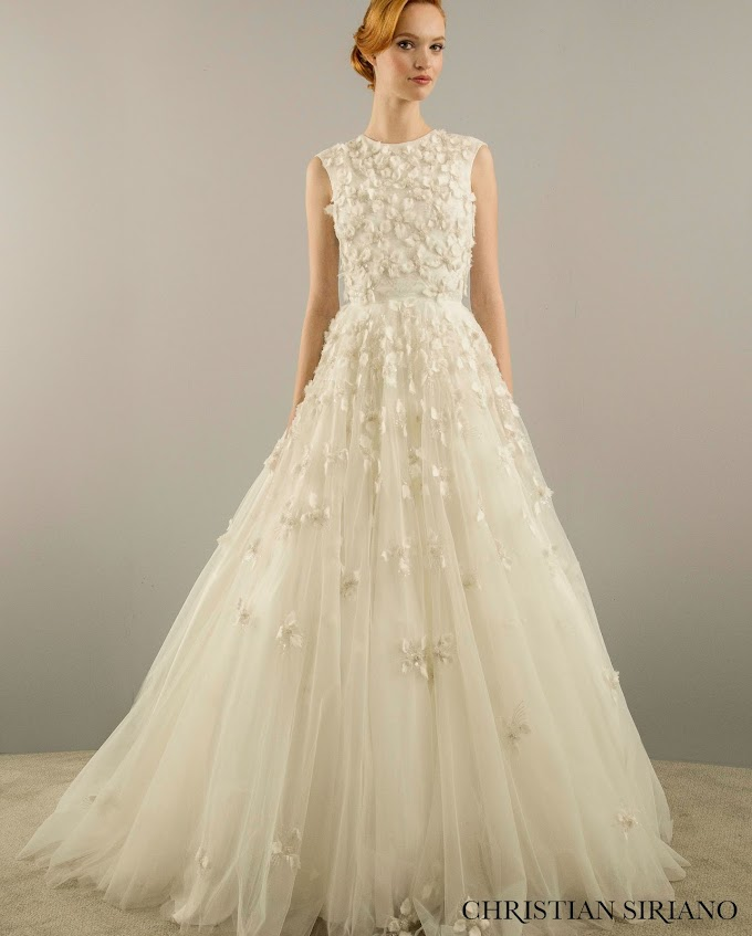 First Look: Christian Siriano's New Bridal Collection For Kleinfeld
