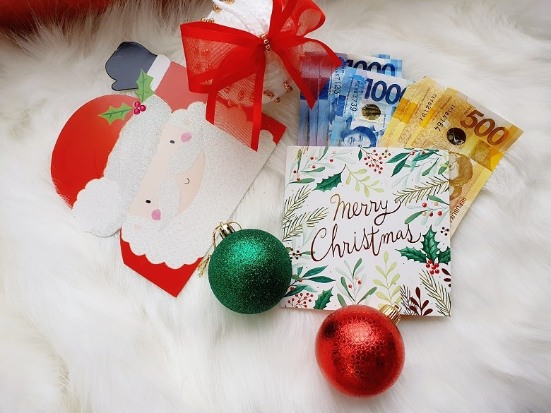 Be Smart, and Invest your Christmas Bonus Wisely!