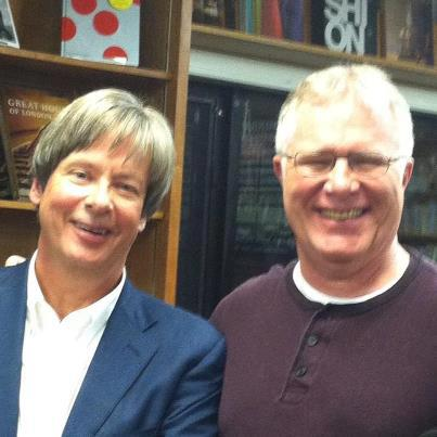 Boomer Icons Seen on the DC Scene -- Humorist Dave Barry