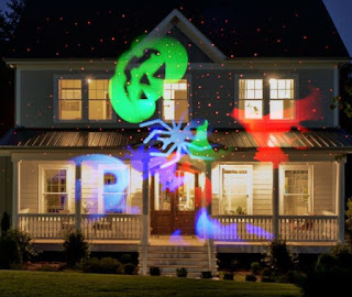 projector light show