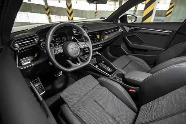 Novo Audi A3 Sportback 2022: estimativa de preços para o Brasil