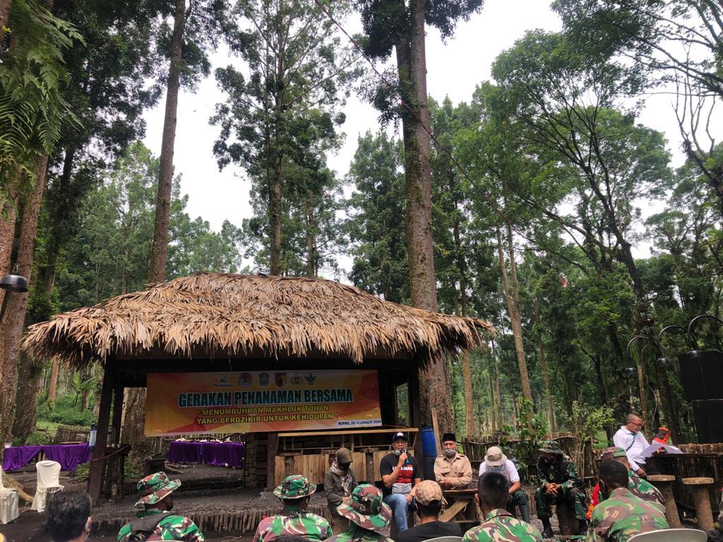 TNBTS Sayangkan Adanya Oknum yang Merusak Hutan