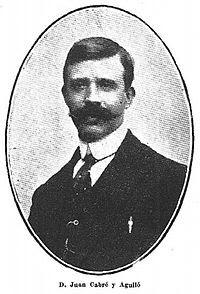 Juan Cabré Aguiló, Calaceite, Calaseit, Calaceit, Kalat Zeyd