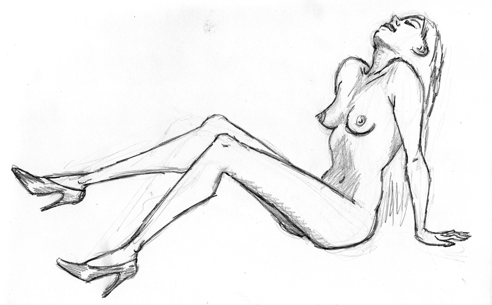 Coloring Pages Of Naked Women 30