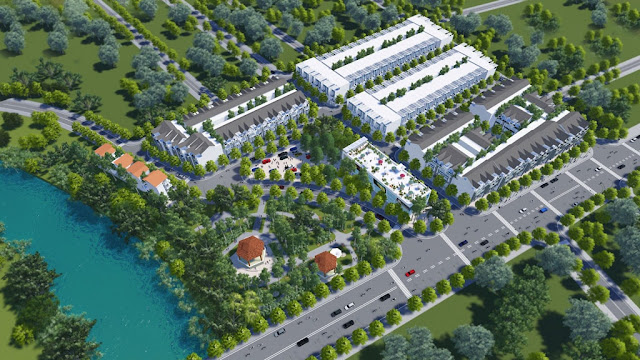 Khu đô thị New Village Đồng Kỵ