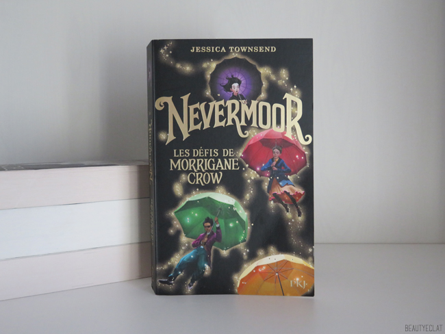 achat nevermoor tome 1
