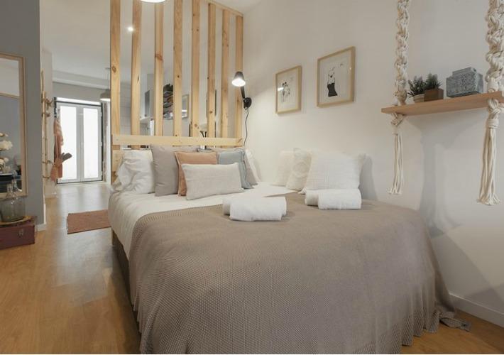 inspiracin para un mini apartamento con decoracin lowcost