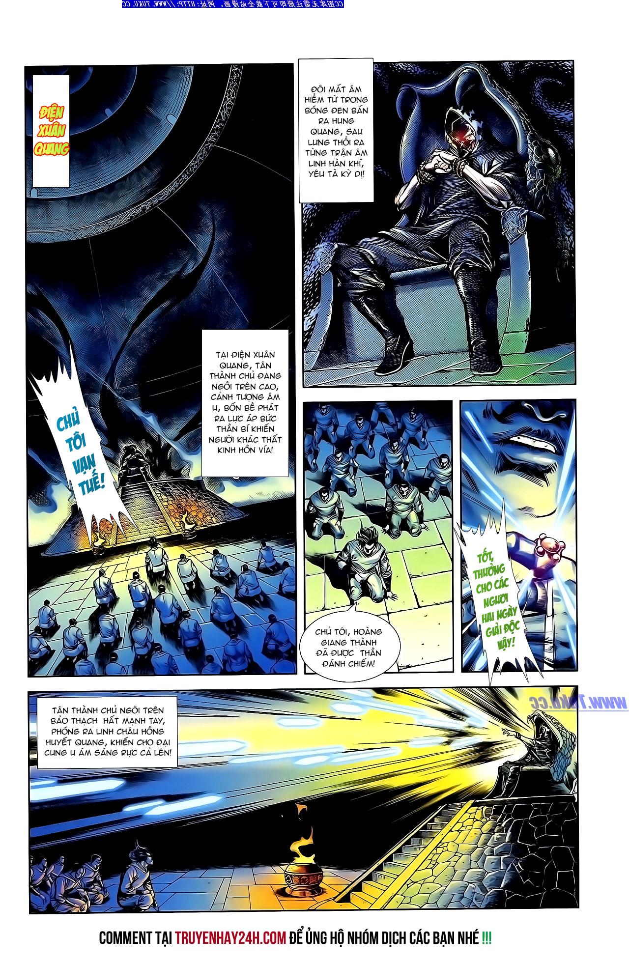 Cơ Phát Khai Chu Bản chapter 138 trang 27