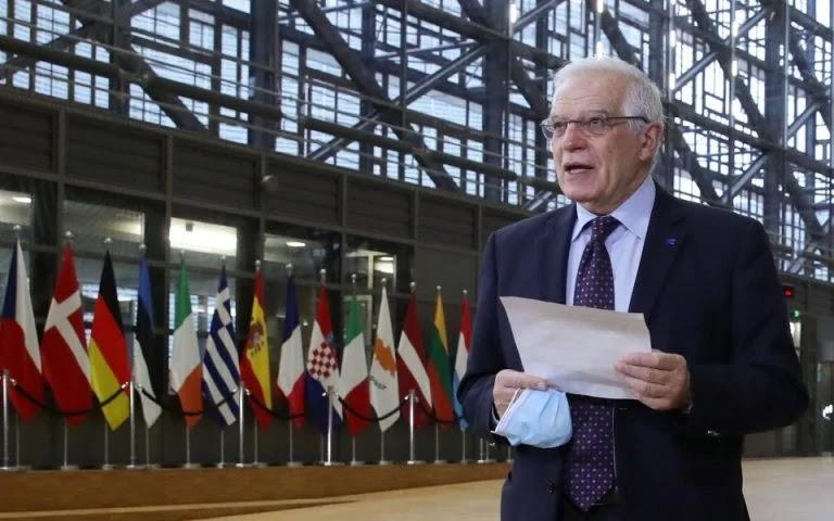 Ευρωπαίοι ΥΠΕΞ: Αποφασίστηκαν κυρώσεις στη Ρωσία