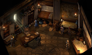 Escena de Pillars of Eternity II: Deadfire