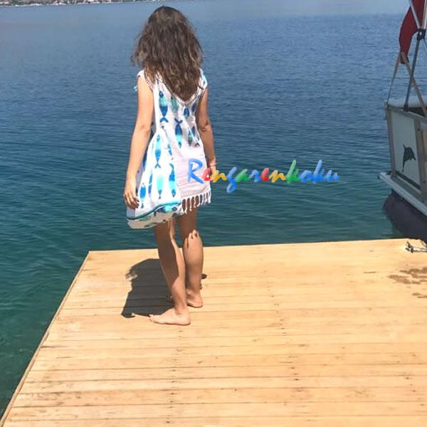 peştemal elbise