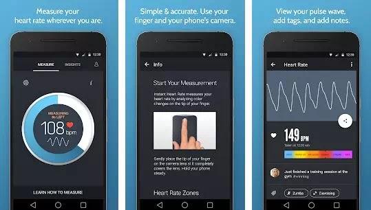 Aplikasi Android untuk memantau Kesehatan Jantung-3