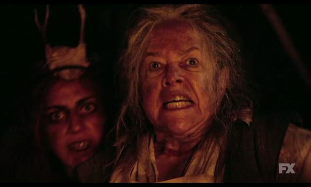 Lady Gaga aparece en promo del nuevo episodio de American Horror Story My Roanoke Nightmare