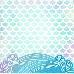 Sirenas: Invitaciones para Fiestas de 15 Años para Imprimir Gratis.